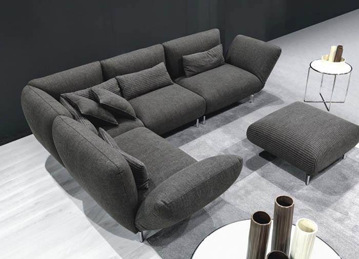 Consigli per la scelta di un divano componibile gpdue - Un divano per dodici ...